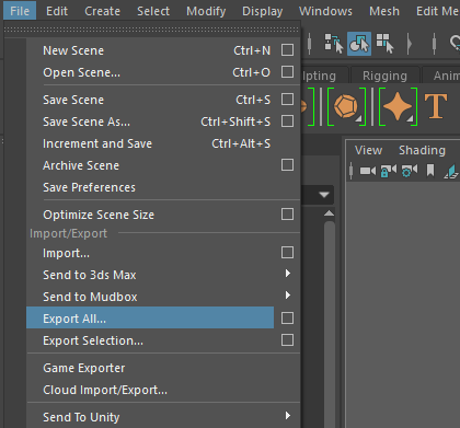 Pencil+ 4 Bridge (Importing into 3ds Max from Maya) | PSOFT WEBSITE
