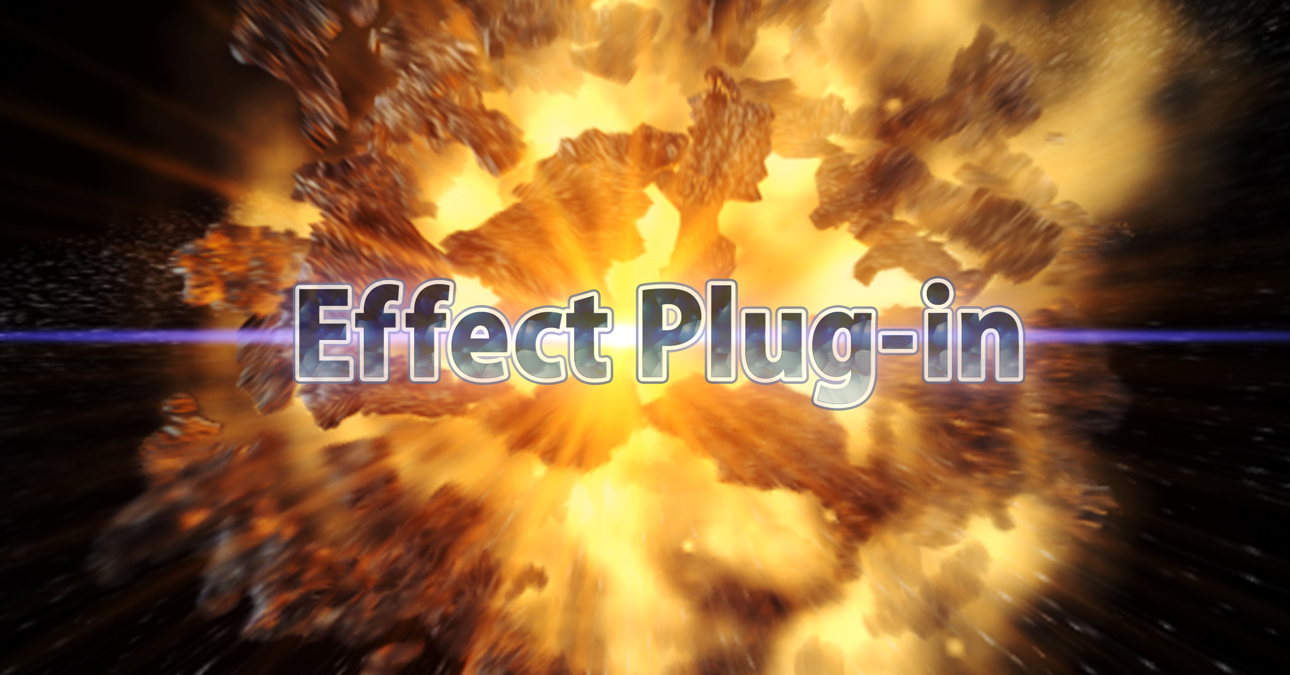 Effect Plug-in for 3ds Max