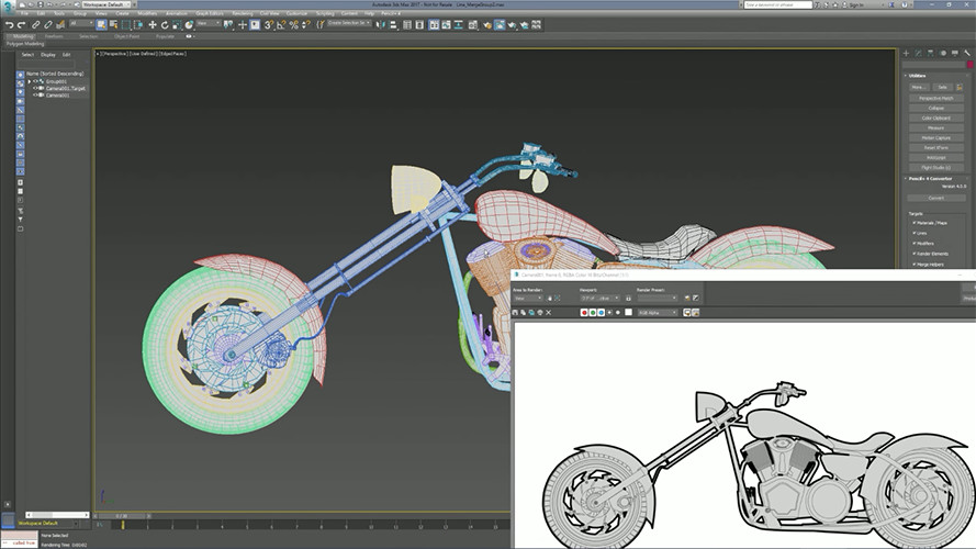 PSOFT Pencil+ 4 for 3ds Max